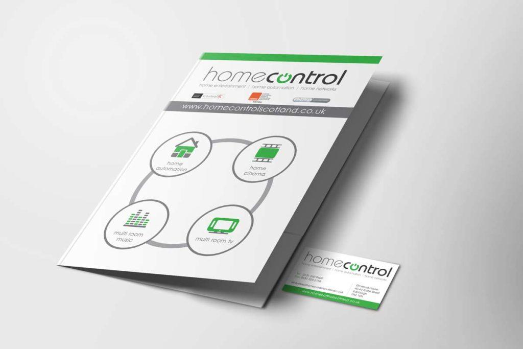Home Control Folder
