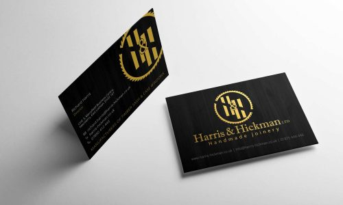 business-cards-wood